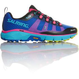 Salming Trail 5 - Chaussures running Femme - rose/bleu
